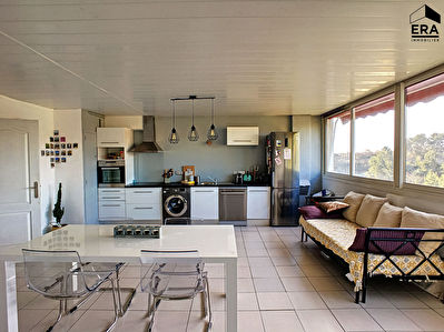 A VENDRE MARSEILLE 13015 SAINT ANTOINE RESIDENCE NORD T5 RENOVE CAVE